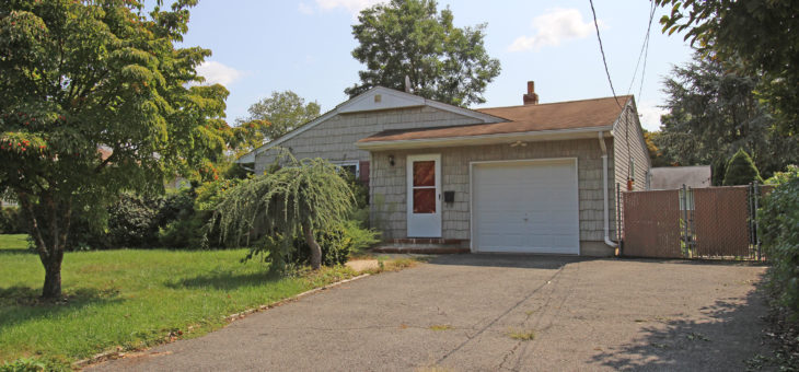 Ranch House for Sale, 1149 Meister Street, South Plainfield, $264,400